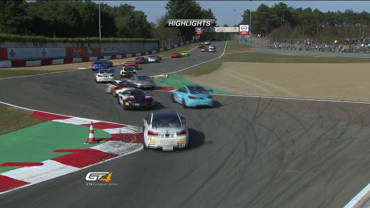 Highlights race 1